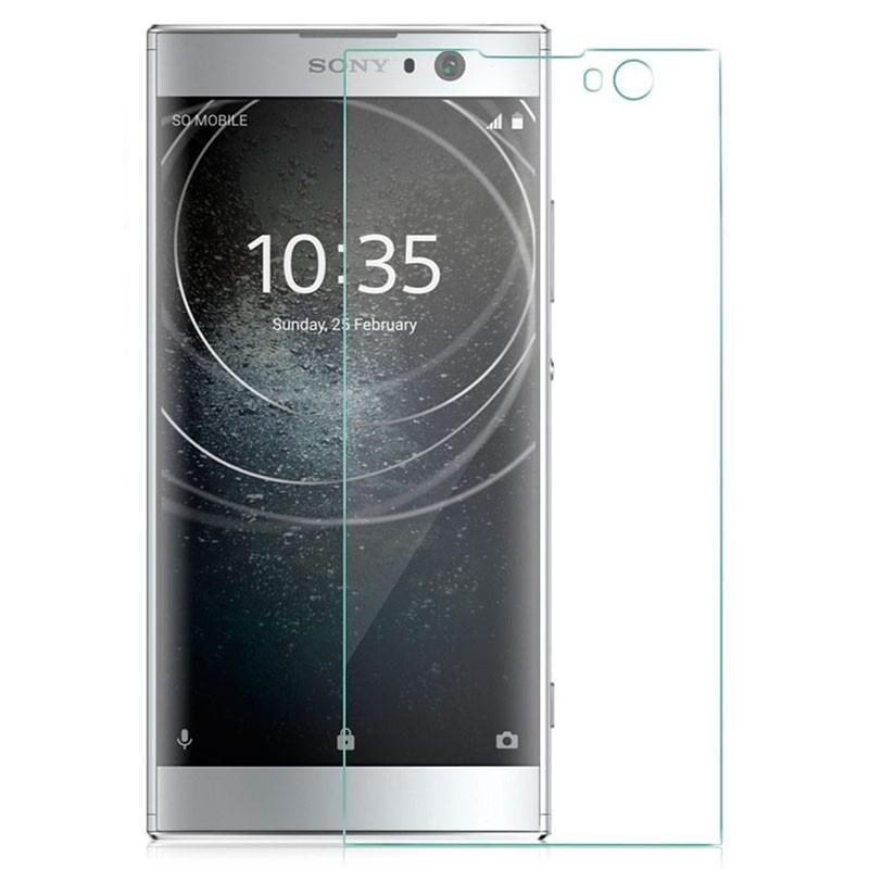 Protector de pantalla de cristal templado para Sony Xperia XA2