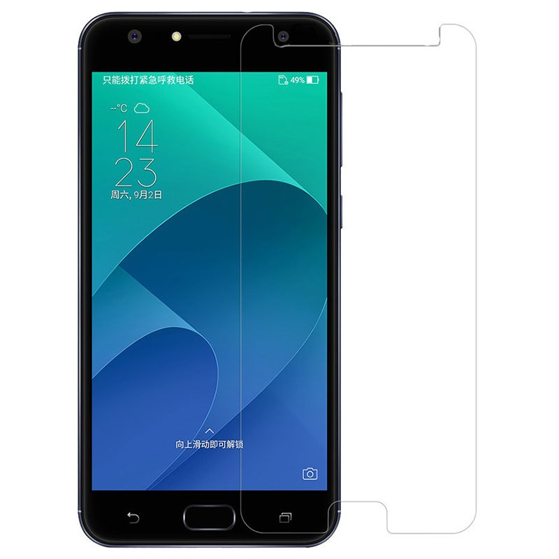Protetor de ecrã de vidro temperado para Asus Zenfone 4 Selfie Pro ZD552KL