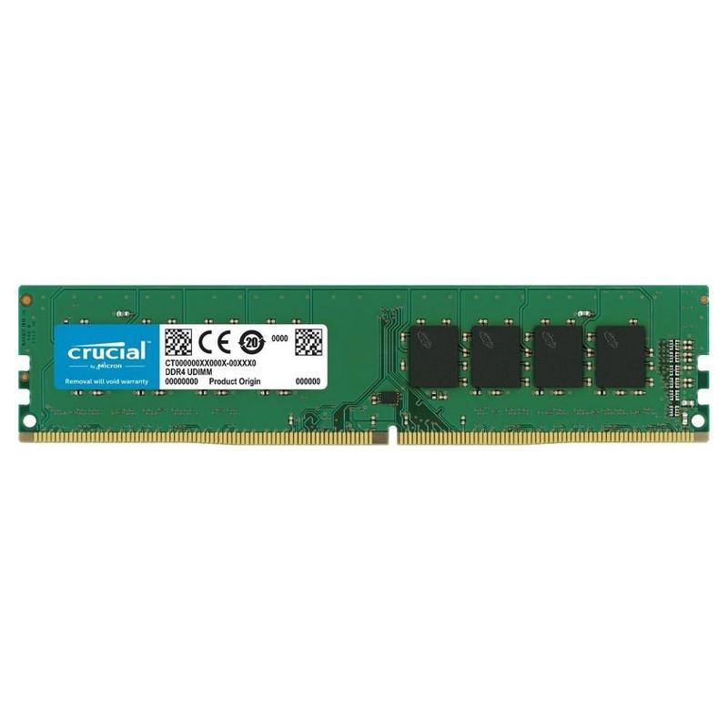 Crucial 16GB DDR4 2400MHz