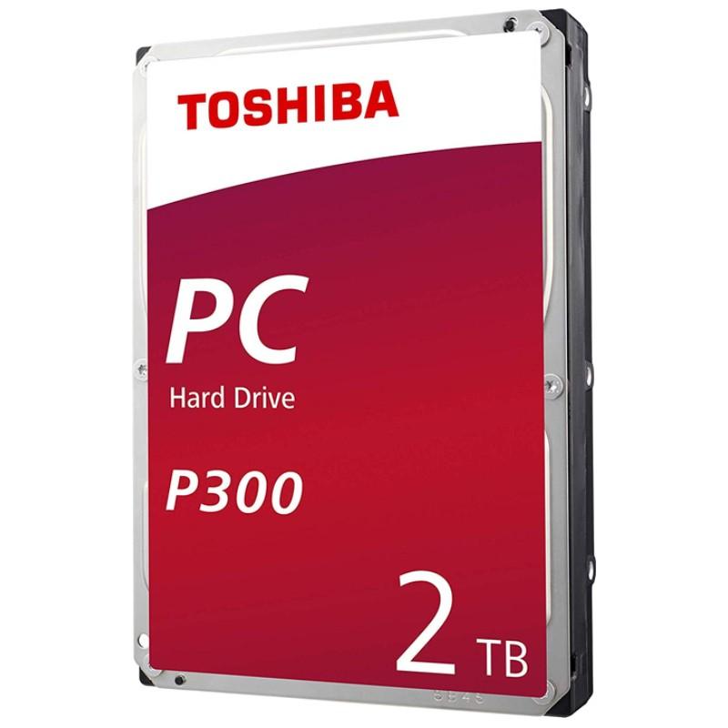 Disco Rígido 2TB Toshiba 7200rpm SATA3 3.5