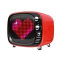 Divoom Tivoo Tv Altavoz Bluetooth Despertador Pixel - Ítem