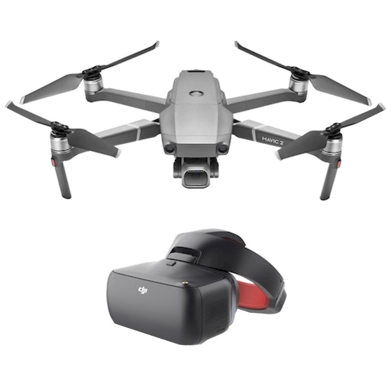 DJI Mavic 2 Pro + DJI Googles RE