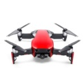DJI Mavic Air Fly Mais Combo WiFi FPV Red Flame - Vermelho