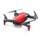 DJI Mavic Air WiFi FPV Rojo Flame - Color rojo - Ítem1