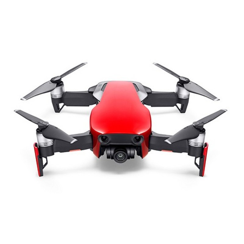 DJI Mavic Air WiFi FPV Rojo Flame - Color rojo - Ãtem2