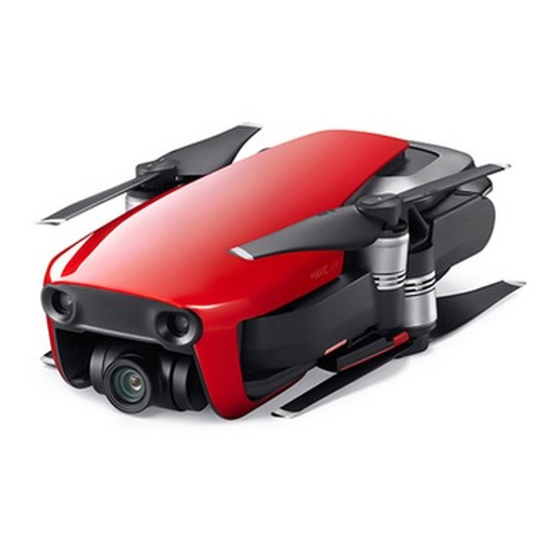 DJI Mavic Air WiFi FPV Rojo Flame - Color rojo - Ãtem6