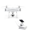DJI Phantom 4 Advanced Plus - Color blanco - Resolución de Vídeo 4K a 60 fps - Códec H.264 y H.265 - Sensor 20 Megapíxeles - Retorno Inteligente- Sensor CMOS - GPS- GLONASS - Autonomía 30 minutos - Control con Pantalla