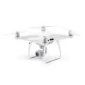 DJI Phantom 4 Pro - Color Blanco - Resolución de Vídeo 4K a 60 fps - Códec H.264 y H.265 - Sensor 20 Megapíxeles - Retorno Inteligente- Sensor CMOS - GPS- GLONASS - Autonomía 30 minutos - Mando Con Soporte Móvil