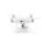 DJI Phantom 4 Pro - Color Blanco - Resolución de Vídeo 4K a 60 fps - Códec H.264 y H.265 - Sensor 20 Megapíxeles - Retorno Inteligente- Sensor CMOS - GPS- GLONASS - Autonomía 30 minutos - Mando Con Soporte Móvil - Ítem2