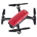 DJI Spark Rojo Lava - Color rojo lava - Vuelo sencillo y estable - Control por gestos - Vuelo inteligente - Cámara de 12MP