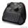 Dobe Mini Teclado Inalámbrico Chatpad Xbox One - Teclado de frente con su receptor usb - Ítem1
