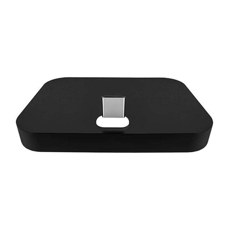 Estação de carregamento USB-C para smartphone