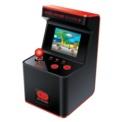 DreamGear My Arcade - Color negro - Botones con Retroiluminación - Stick - 2 Botones de Acción - 300 Juegos Instalados - Juegos Ordenados por Categorías - Estética Retro - Diseño Máquina Recreativa - Portátil - 3 x Pilas AA