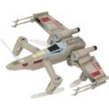 Dron Propel Star Wars T-65 X-WING Starfighter - Giros 360º - Receptor 2.4GHz - Diseño X-Wing - Aplicación - Tutorial de Vuelo - Recreación de Batalla - Peleas de hasta 12 Pilotos - Bluetooth