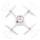 Drone Syma X5UW-D - Cor branca - Retransmissão FPV - Sem cabeça - Câmera HD - Foto 300W - Câmera 90º - Até 70 metros - Uma chave Take-Off / Landing - Controle por meio de APP - Drone de iniciação - Item5