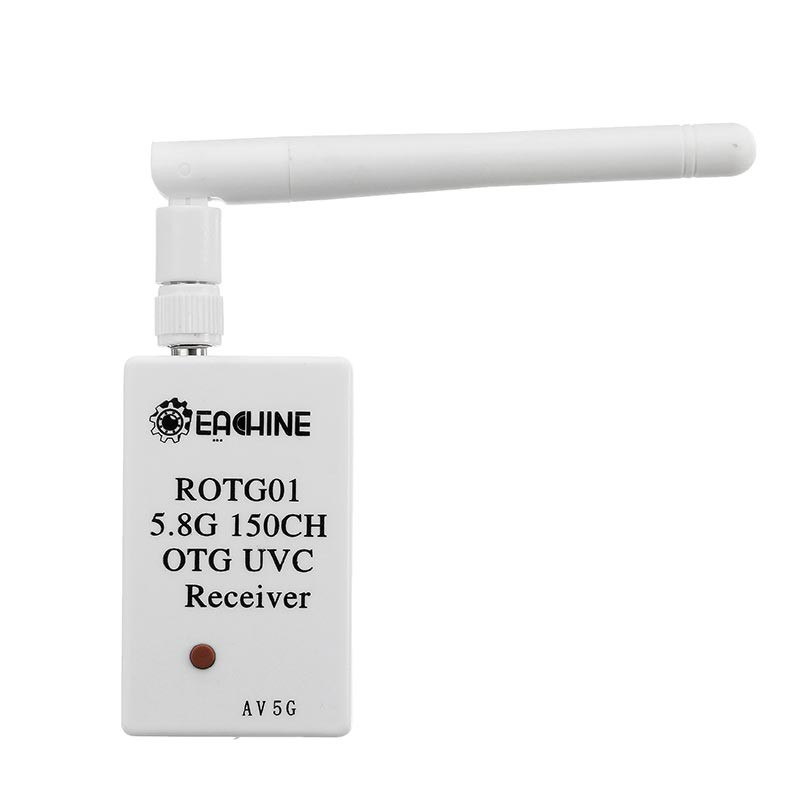 Eachine ROTG01 Receptor FPV 5.8G 150CH para Smartphone