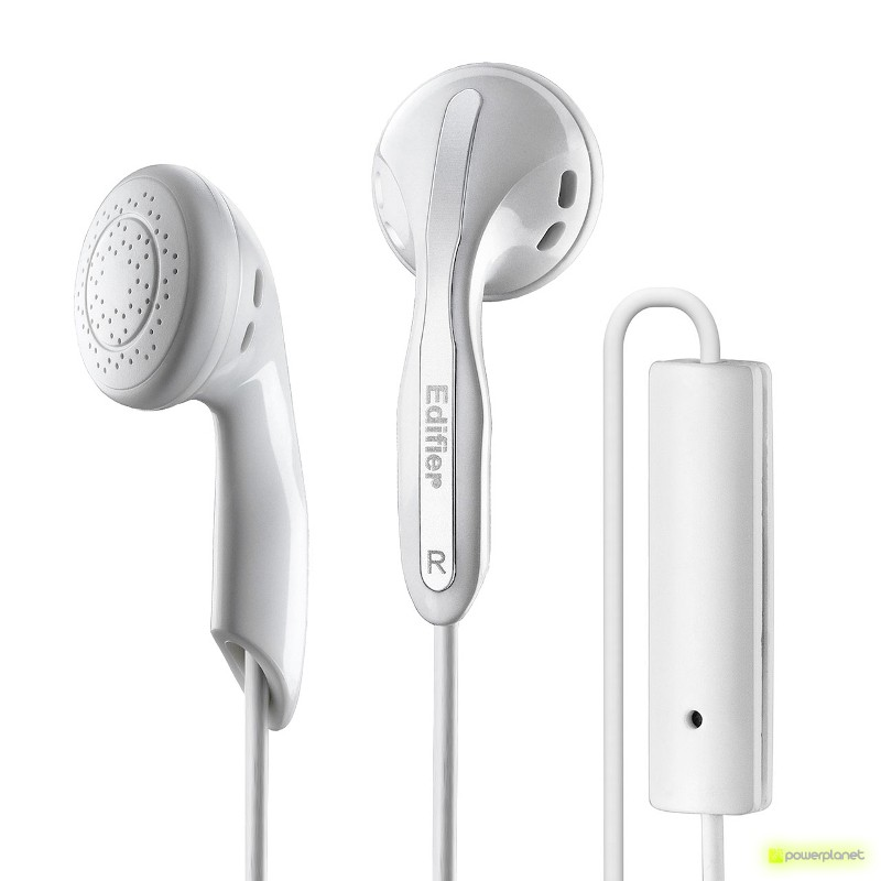 Auriculares Edifier H180P Blanco