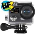 K88R 4K WIFI Control Remoto - Cámara Deportiva - Color Negro