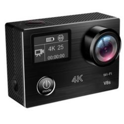 V88S 4K WiFi Control Remoto - Cámara Deportiva - Color negro - Ítem2