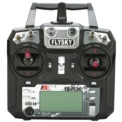 FlySky FS-i6X station + FlySky A8S receiver