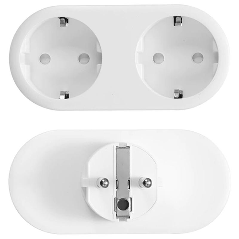 Enchufe Inteligente Dual WiFi S126