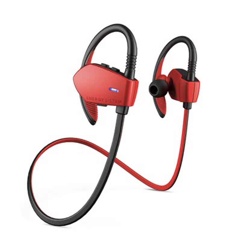 Energy Earphones Sport 1 Bluetooth Red