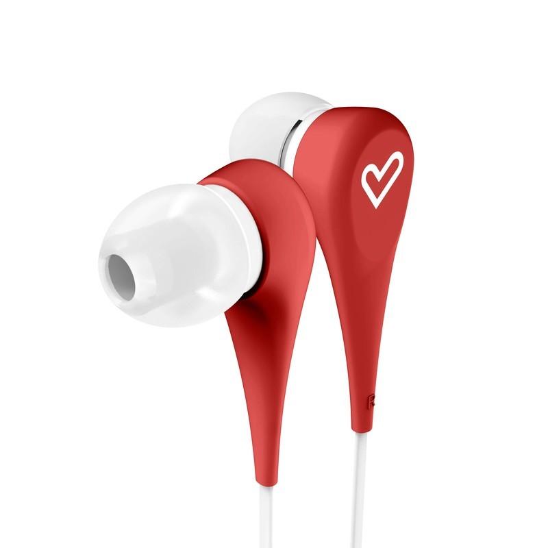 Energy Earphones Style 1+ Red