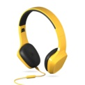 Energy Headphones 1 Yellow Mic