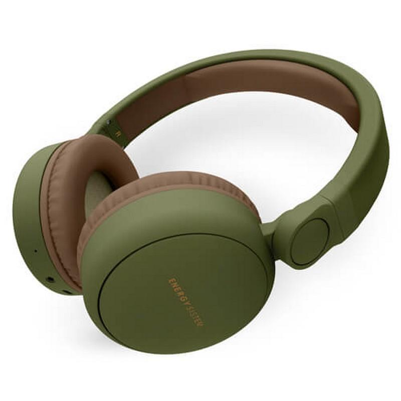 Energy Headphones 2 Bluetooth Green
