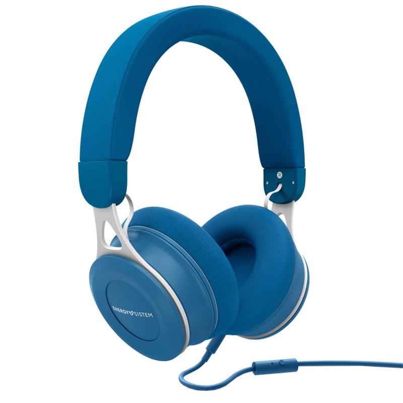 Energy Headphones Urban 3 Mic Blue