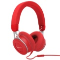 Energy Headphones Urban 3 Mic Red