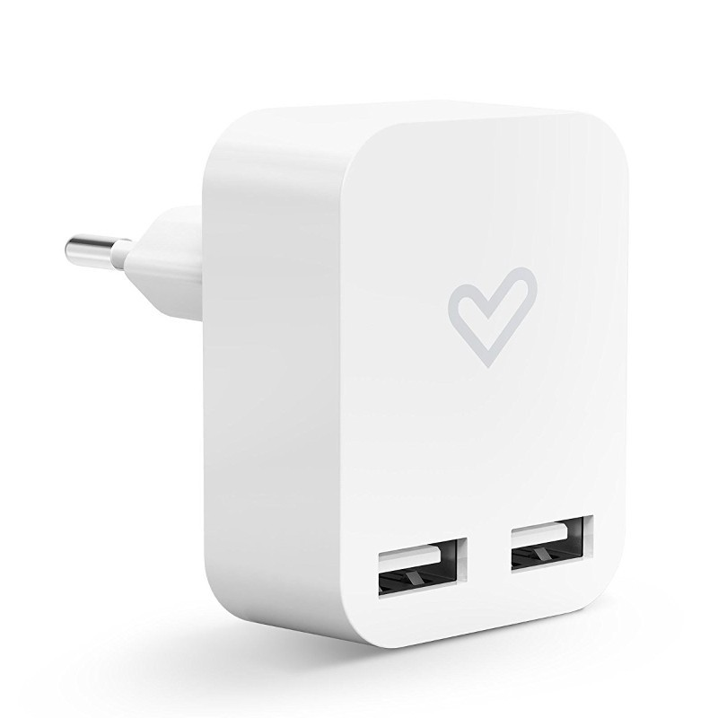 Energy Home Charger 2.4A Dual USB