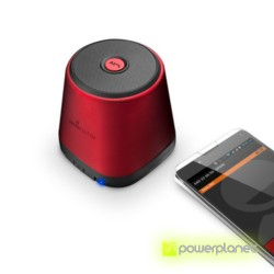 Energy Music Box BZ1 Ruby Red Bluetooth - Item2