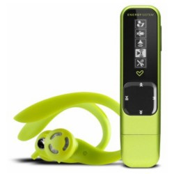 Energy MP3 Active 2 Neon Green 4GB - Ítem3