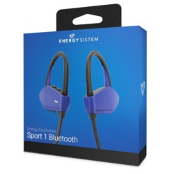 Energy Earphones Sport 1 Bluetooth Blue - Item4