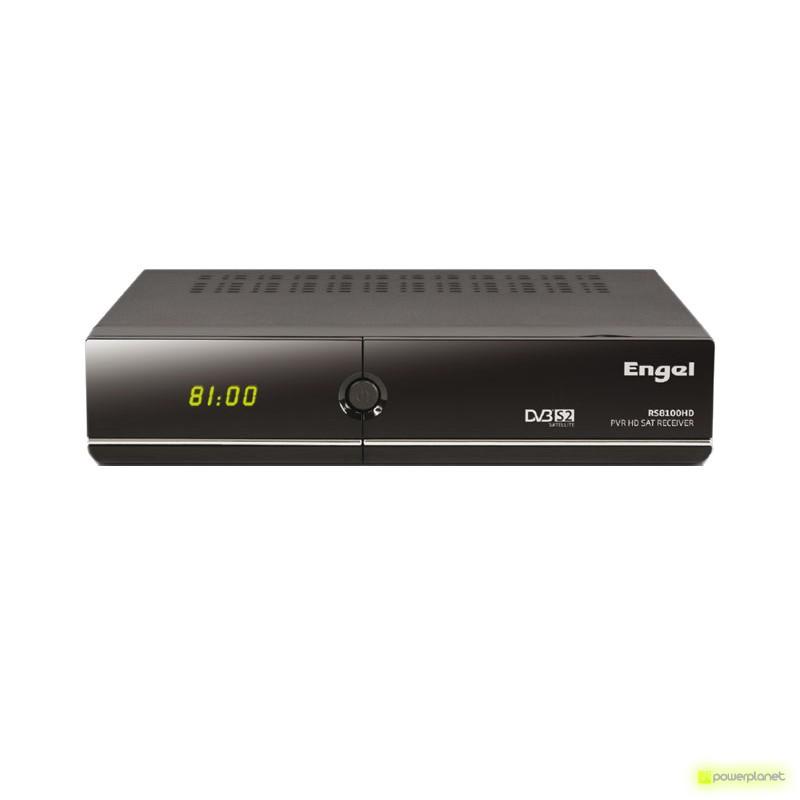 ENGEL Receptor Satélite HD RS8100HD