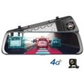 Rearview Mirror Junsun A930 10 Android GPS with Park Assist ADAS Full HD Cameras