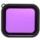 Filtro de Buceo para GoPro Hero 7 / 6 / 5 / Hero 2018 - Ítem1