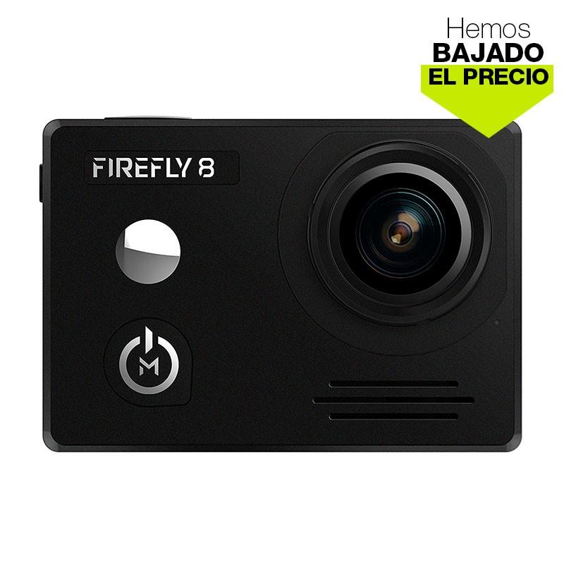 HawKeye Firefly 8 Lite - cámara deportiva, sensor Sony, pantalla 2 pulgadas, control app, wifi, bluetooth 3.0, giroscopio, carcasa sumergible