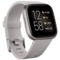 Fitbit Versa 2 Gris Piedra Aluminio / Correa Gris Niebla