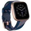 Fitbit Versa 2 Edición Especial Rosa / Correa Azul Marino