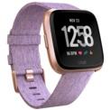 Fitbit Versa Edição Especial Lavanda / Alumínio Dourado - Smartwatch