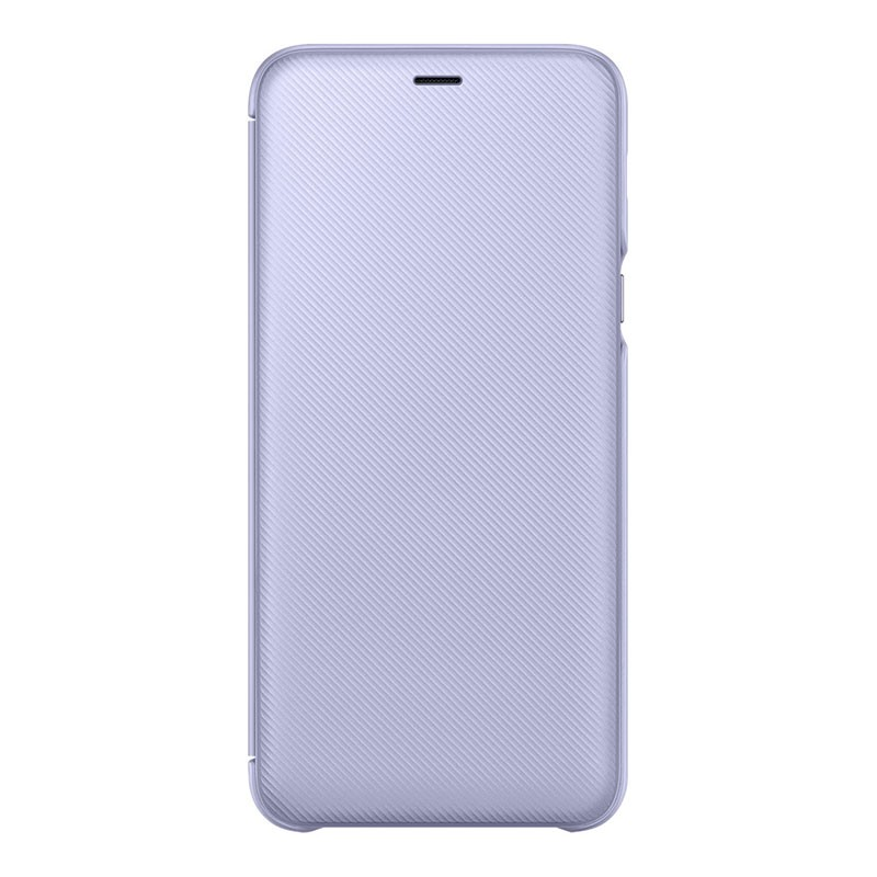 61eb718ae9d Comprar Wallet Cover para Samsung Galaxy A6 Plus 2018 Violeta ...
