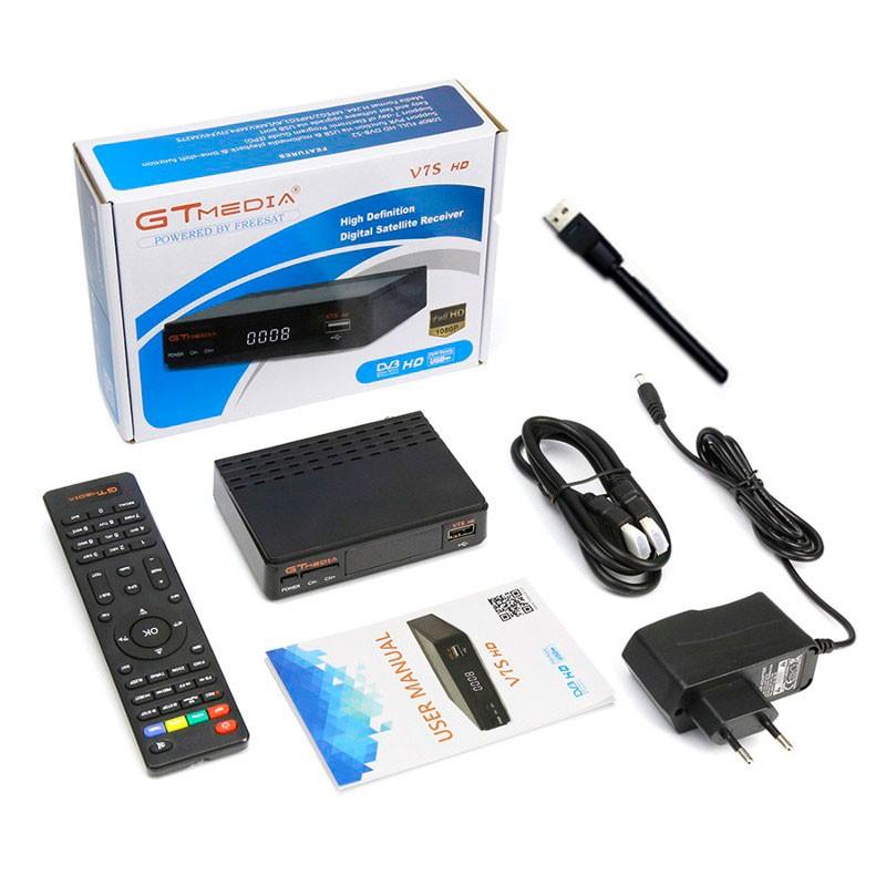 GTMedia Freesat V7S HD - Satellite Receiver