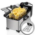 Fritadeira Cecotec CleanFry 3L 2000W Aço