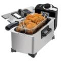 Fritadeira Cecotec CleanFry 3L 2000W Full Inox