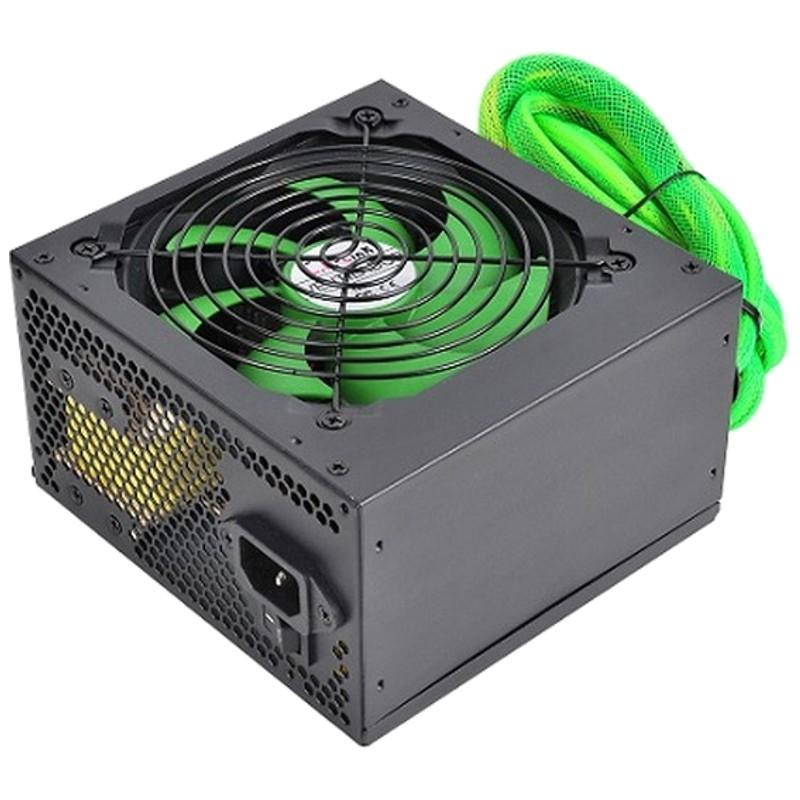 Fonte de Alimentação 650W L-Link LL-PS-650 Verde