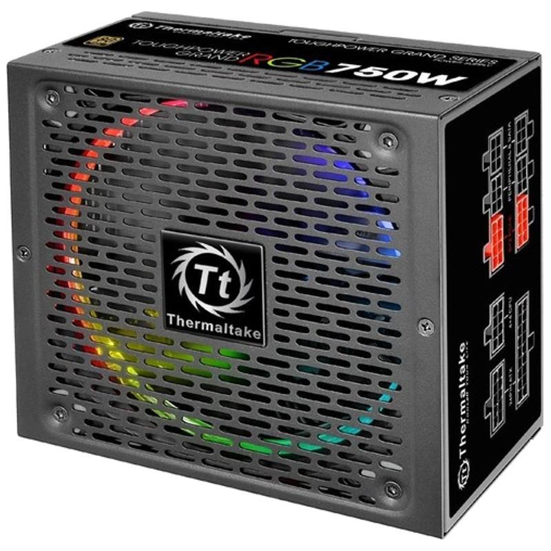Fonte de Alimentação 750W Thermaltake Toughpower Grand RGB 80 Plus Gold Modular