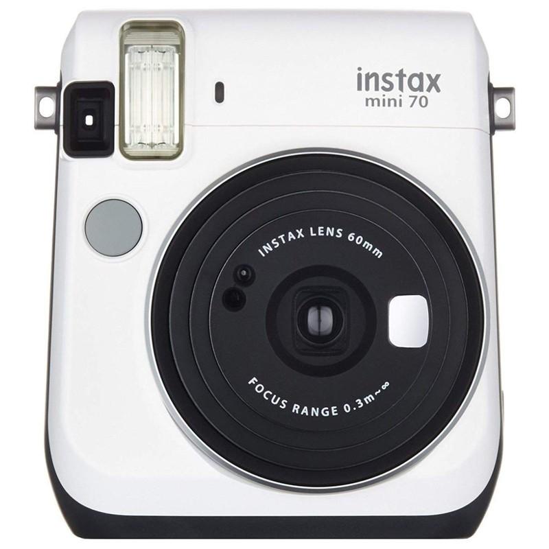 Fujifilm Instax Mini 70 White - Instant Camera