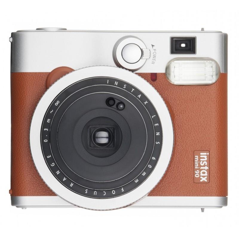 Fujifilm Instax Mini 90 Neo Classic Marrón - Color marrón